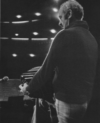 Astor Piazzolla en 1975.