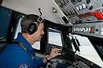 Astronaut Scott Altman flies a Shuttle Training Aircraft 2.jpg