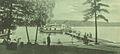 At the Penetanguishene guests taking a sidetrip to the islands, Georgian Bay (ca. 1910).jpg
