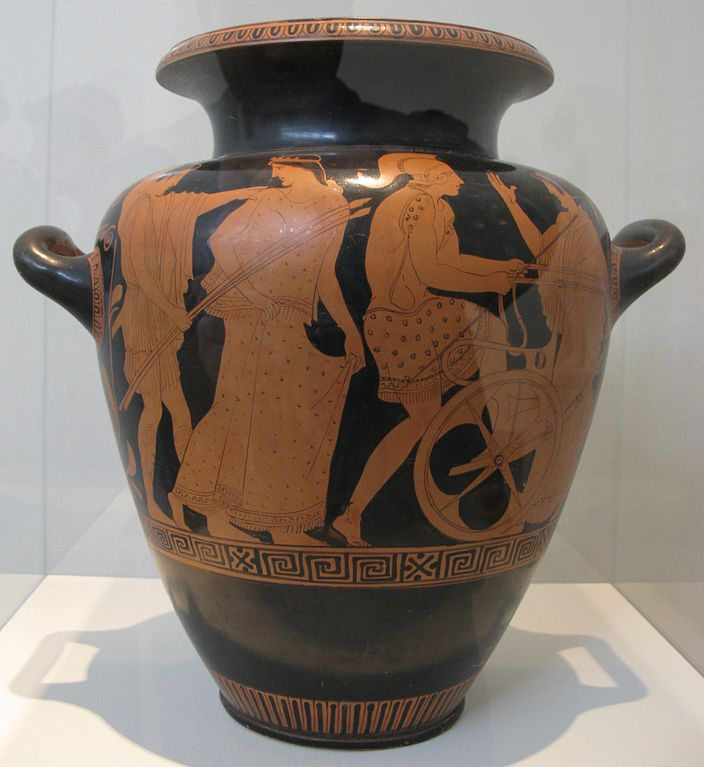 Grecian Urns - Layers of Learning