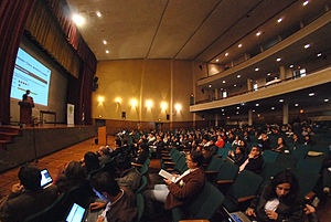 World Usability Day - World Usability Day presentation at La Salle University, Columbia