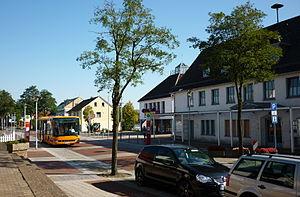 Augustdorf - Town centre of Augustdorf