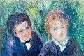 Auguste Renoir Portrait d'un jeune homme et d'une jeune fille (vers 1875-1880) RF 1963-24.jpg