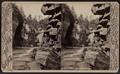 Ausable Chasm. Profile Rock, by G. W. Baldwin.png