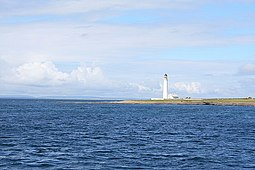 Auskerry lighthouse