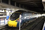 Avanti liveried 390155 Euston.jpg