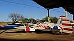 Avião acrobático Avions Mudry CAP-10B (PP-NBW), na Academia da Força Aérea (AFA) em Pirassununga. O avião foi fabricado nos Estados Unidos em 1983 - panoramio.jpg