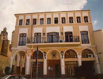 Xeraco - Image: Ayuntamiento Xeraco