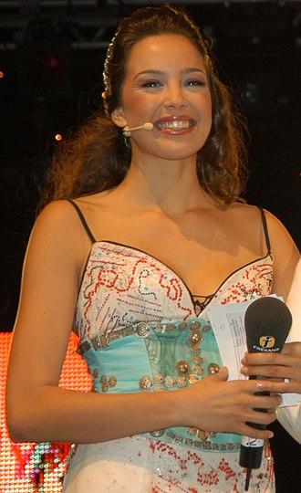 Miss World 2002 - Image: Azra Akın (2004)