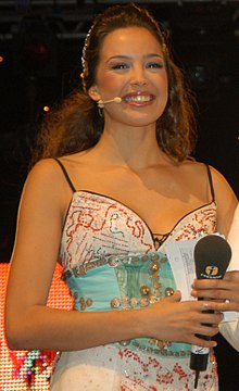 Are right, miss france 2008 in bikini cross