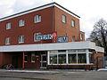 Büttnerstraße 9, Hannover, b1, Blick auf den Empfang und Eingang zur Caféterria vom Werkheim.jpg