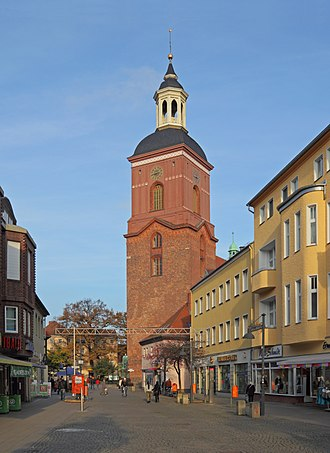 Spandau (locality) - Old Town and Saint Nikolai Church
