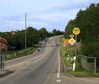 Bundesstraße 10 - Image: B10 Enzweihinger Steige 20060528
