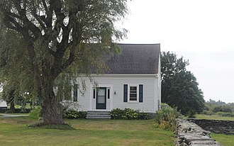 National Register of Historic Places listings in Newport County, Rhode Island - Image: BAILEY FARM, MIDDLETOWN, NEWPORT COUNTY, RI