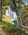 BERNARD Emile,1905 - Chemin de l'Eglise St-Pierre à Tonnerre.jpg