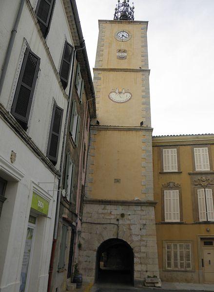 Beffroi de Besse-sur-Issole