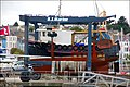 BJ's boatyard, Bangor - geograph.org.uk - 540601.jpg