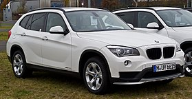 bmw x1 wikipedia the free encyclopedia. Black Bedroom Furniture Sets. Home Design Ideas