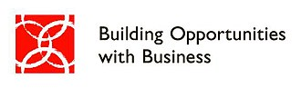 Building Opportunities with Business - BOB's Logo, created by Vancouver-based Karo in 2006