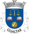 Coat of arms of Gualtar