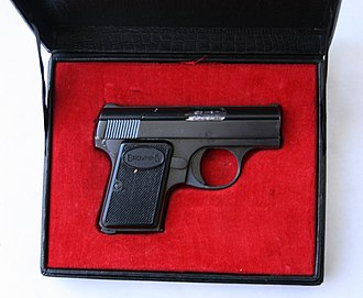 FN Baby Browning - A Baby Browning caliber 25 ACP /6.25  Browning. Dated 1968