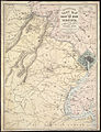 Bacons new army map of the seat of war in Virginia, showing the battle fields, fortifications, etc., on & near the Potomac River (5961382490).jpg