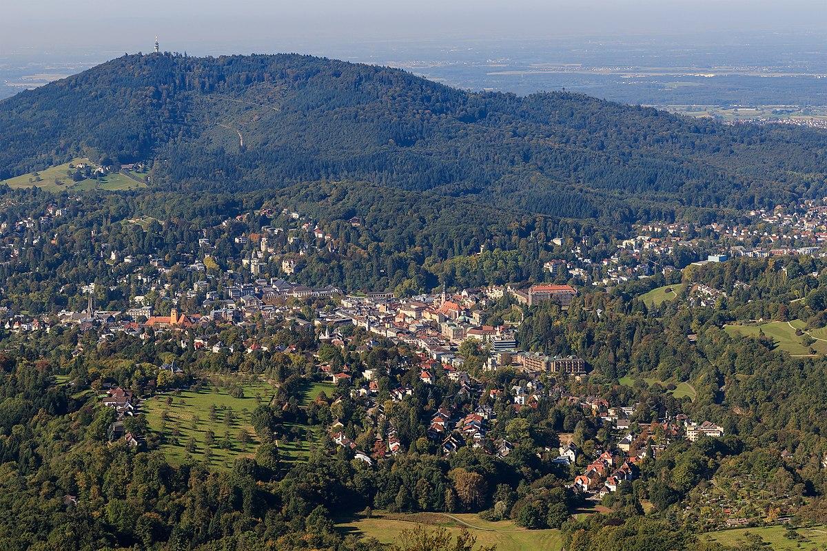 Lore Naber Baden Baden Deutschland