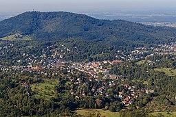 Baden-Baden 10-2015 img03 View from Merkur