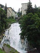 Wasserfall Kurhotel Alpenblick in Bad Gastein