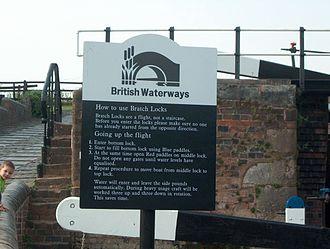 Bratch - Image: Badgernet Bratch Locks