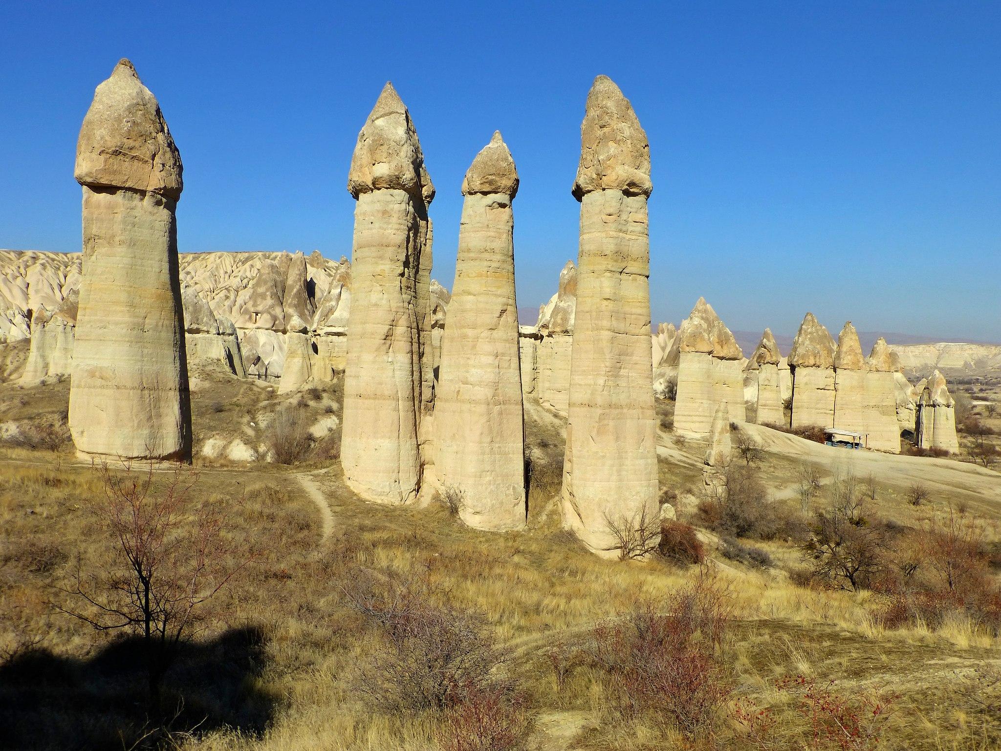 Bagildere Love Valley Cappadocia 1510927 8 9 Compressor HDR lvl Nevit