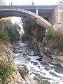 Bagmati river, Chobar.jpg