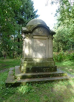 Baillie Mausoleum, Polkemmet Country Park - geograph.org.uk - 2102283