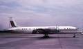 Balkan Bulgarian Airlines Il-18Gr LZ-BEI GVA 1988-7-1.png