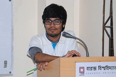 Bangla Wikipedia Workshop at Barendra University (30).jpg
