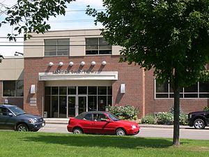 Bangor Daily News - Bangor Daily News building