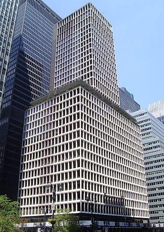 Henry Dreyfuss - 280 Park Avenue in Manhattan