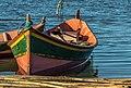 Barco de pesca artesanal na Ilha da Torotama - Rio Grande - Brasil.jpg