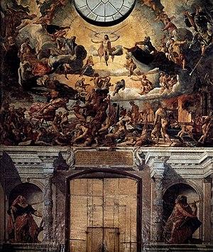 Dirck Barendsz - Image: Barendsz., Dirck The Last Judgment 1561