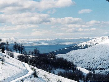 Bariloche nevado