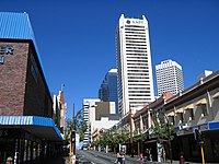 Barrack Street, Perth