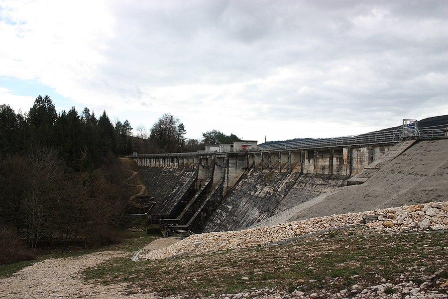 Charmine dam