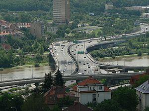 Barrande bridge