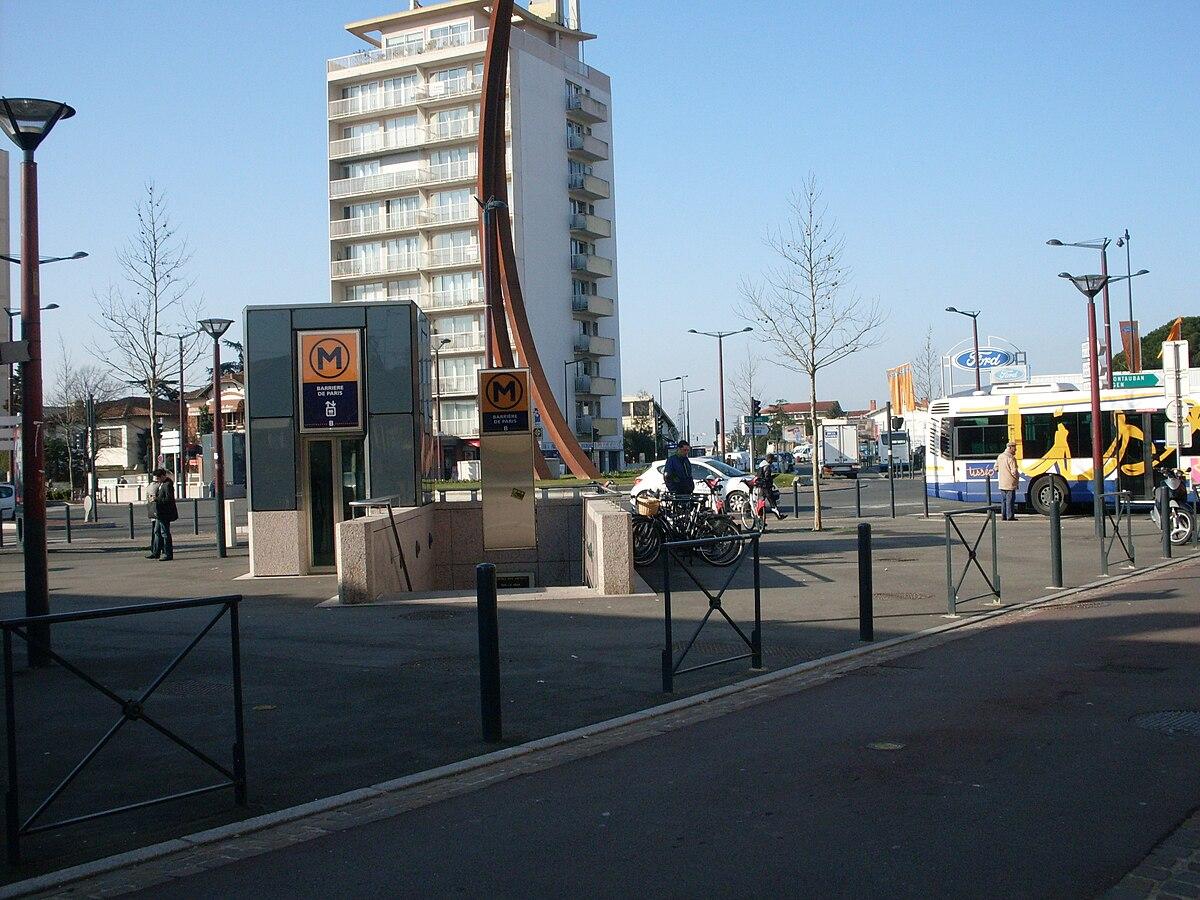 Paris Ville Fortifiee