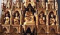Bartolomeo giolfino, madonna col bambino e santi, da oratorio di s.giovanni di rodi, 02.JPG