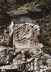 bas-relief mithriaque de Bourg-Saint-Andéol