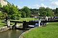 Bath Top Lock, Kennet and Avon Canal - geograph.org.uk - 182466.jpg