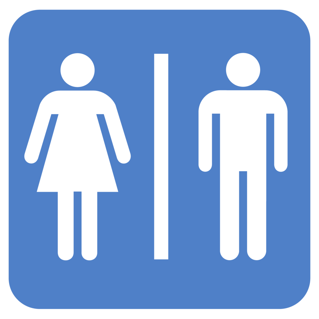 Bathroom Sign Logo Vector file:bathroom-gender-sign - wikimedia commons