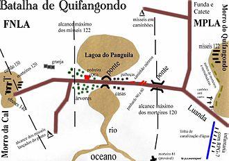 Battle of Quifangondo - Image: Battle of quifangondo
