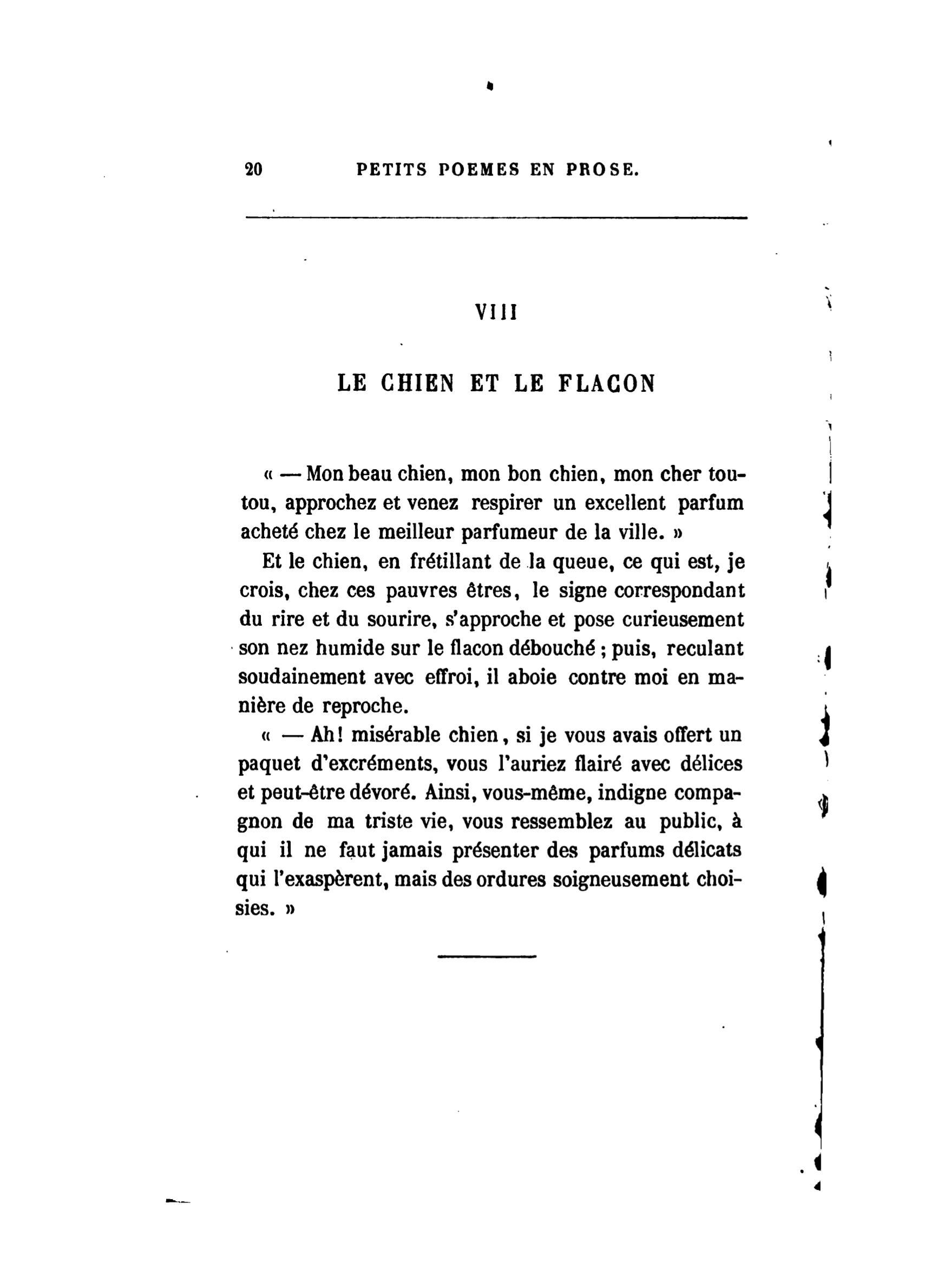 Pagebaudelaire Petits Poèmes En Prose 1868djvu28